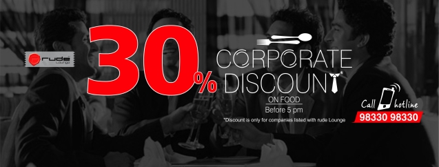 CORPORATE LUNCH FACEBOOK COVER